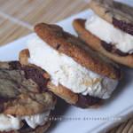 Ice Cream Sandwiches by claremanson