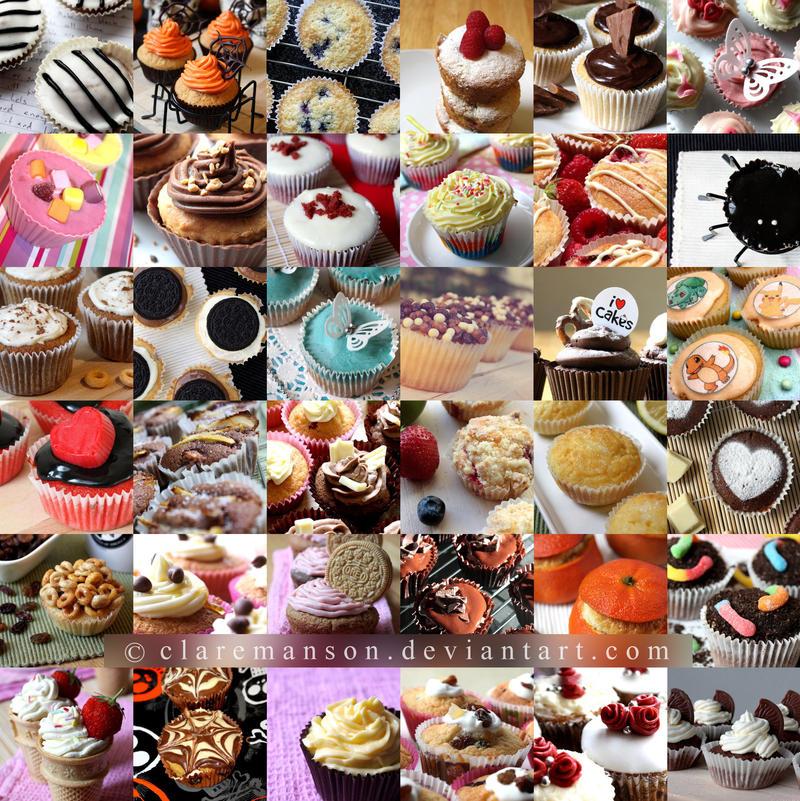 Claremanson's Cupcakes! by claremanson