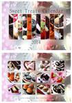 Sweet Treats Calendar 2014