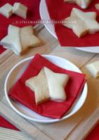 Star Cookies (+recipe) by claremanson