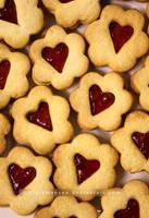 Jammy Biscuits by claremanson