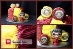 Harry Potter Cake (+YouTube Video)
