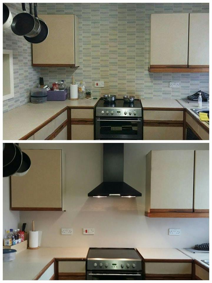 Kitchen Makeover Progress by claremanson