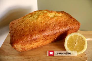 Lemon Cake (+YouTube Recipe) by claremanson