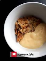 Rhubarb Crumble (+YouTube Recipe)