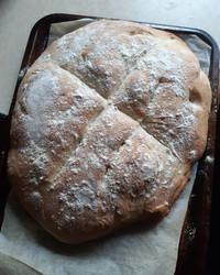 Lockdown bread