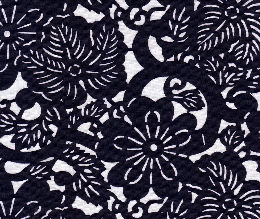 Patterned Fabric 2 by semireal-stock