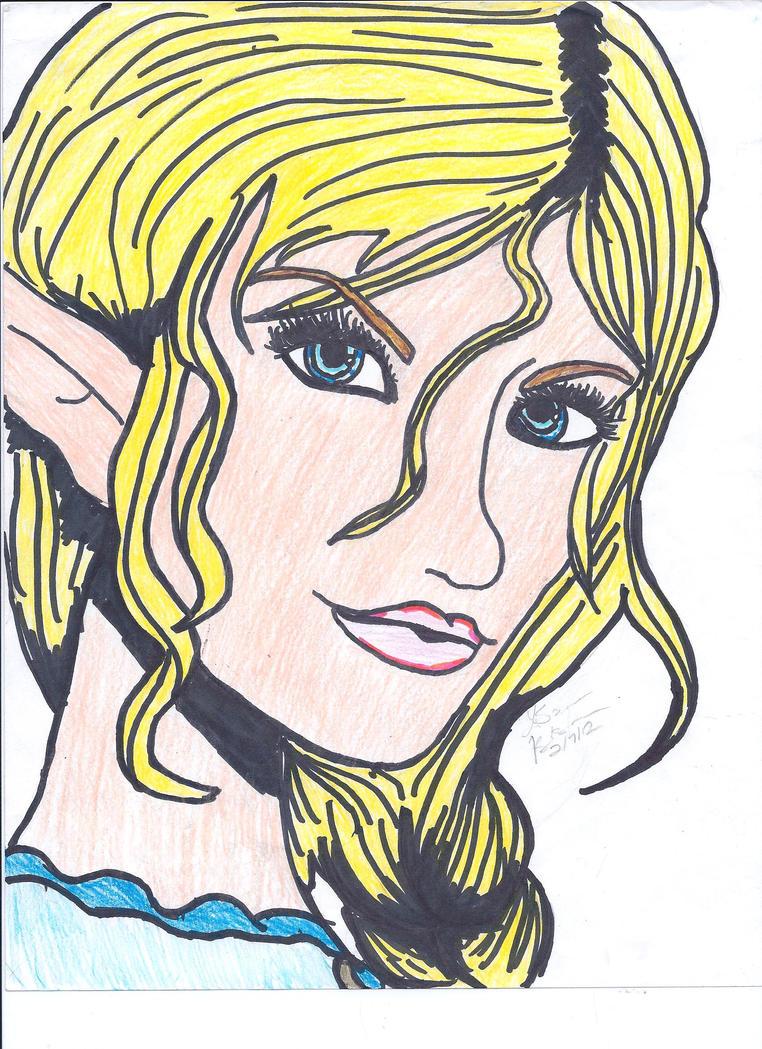 Princess Zelda Loves Reaction Zelda Reaction
