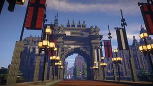 Triumphal Arch II by Wuhu7