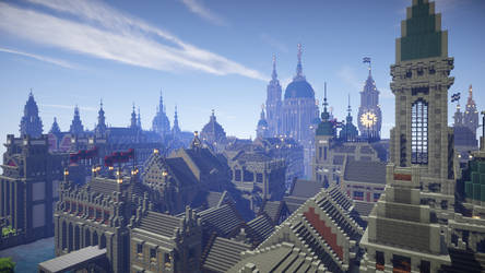 The City by Wuhu7
