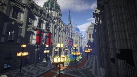 New City Hall III by Wuhu7