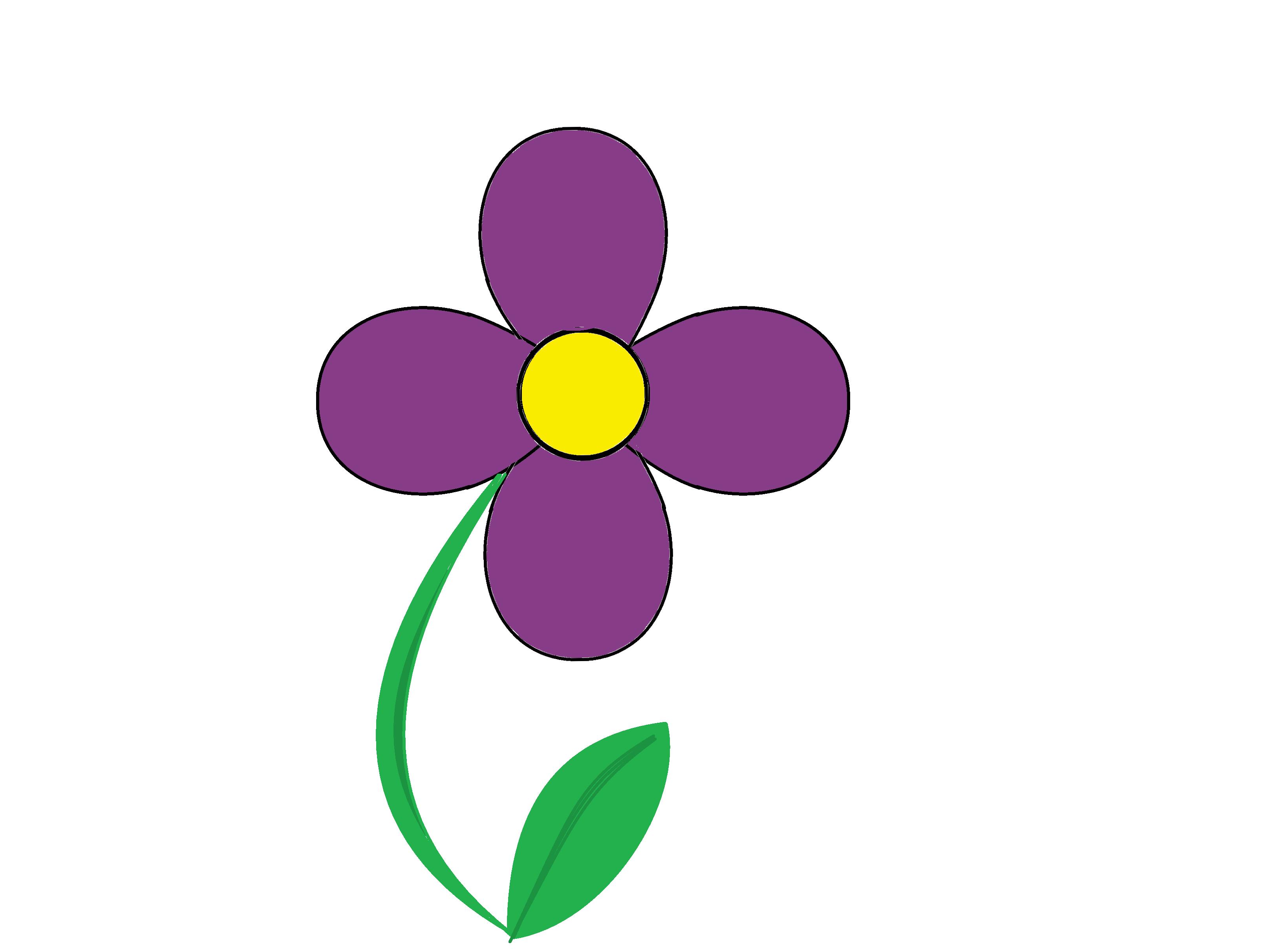 этом картинки цветов нарисовать детям казанского