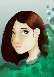 Green is NOT a Creative Color! by PureBoredomArt