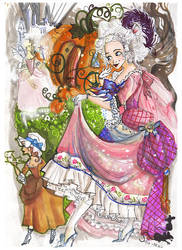 Cinderella by sofish