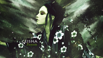 geisha by WonderPan1c