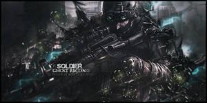 soldier by WonderPan1c