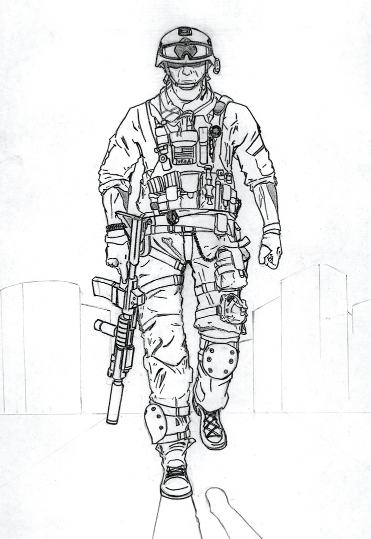 battlefield 4 coloring pages - photo#8