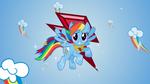 Elementized Rainbow Dash by RocioVioletta