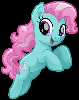 Minty version My little pony Movie