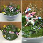 PBT Collage - Sylveon Fairy Garden