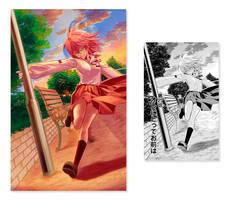 Scanlation color - Fureru to kikoeru 02