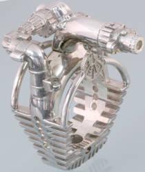 V8 Engine by gandolfi