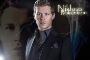Niklaus Mikaelson Wallpaper by Harleybug