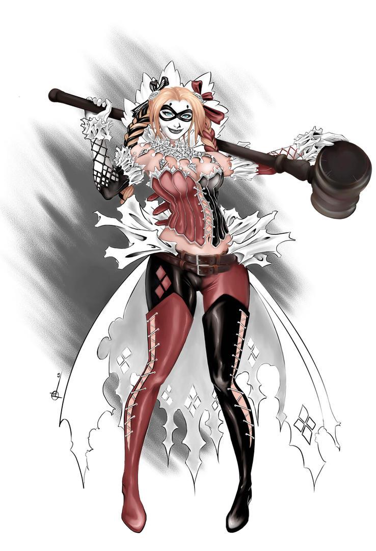Harley by lordhmv