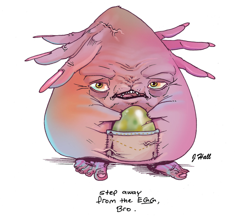 Chansey by JHALLpokemon