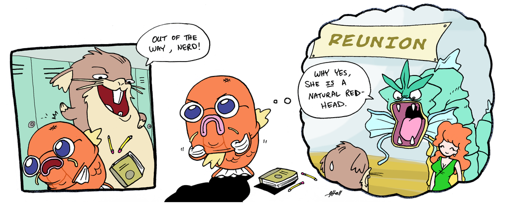 What level does goldeen learn surf