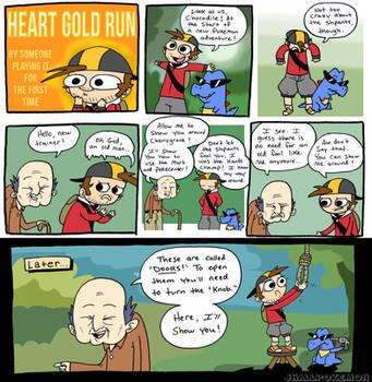 Heart Gold Run 2