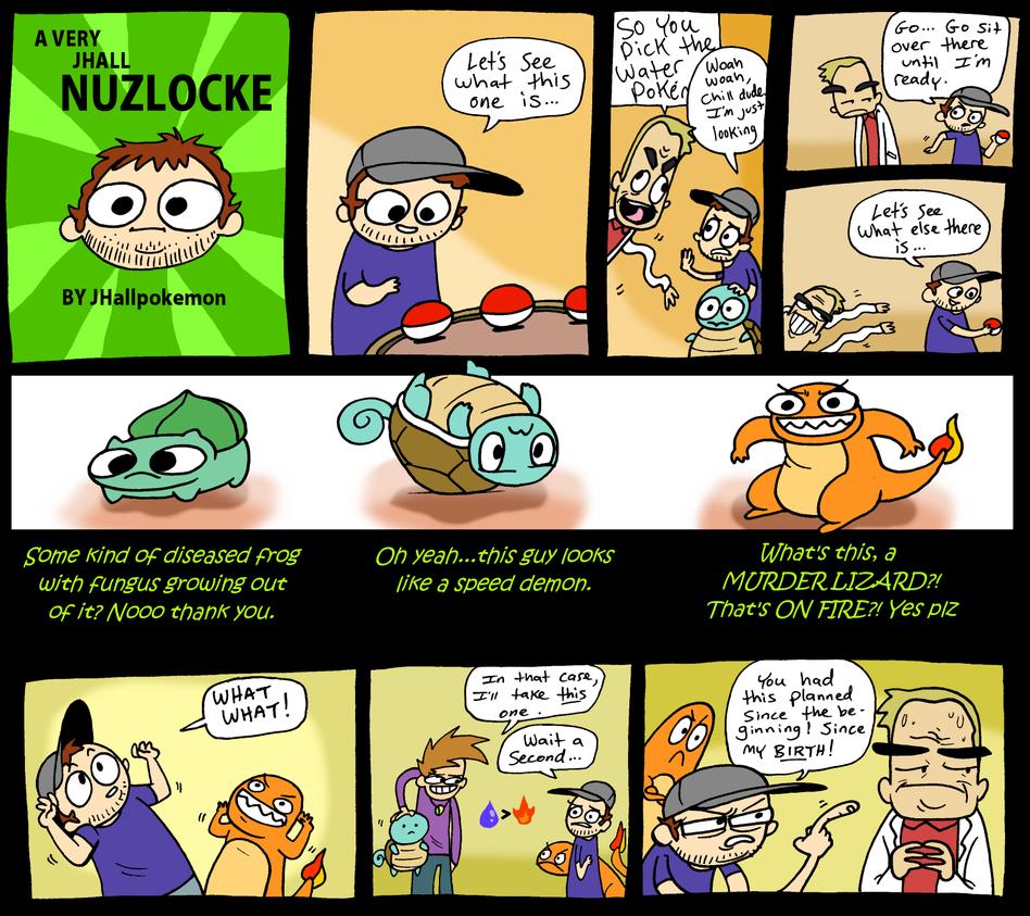 Nuzlocke Run 6 By Jhallpokemon On Deviantart