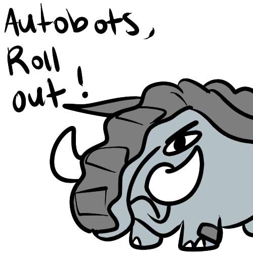 Robos are so annoying~