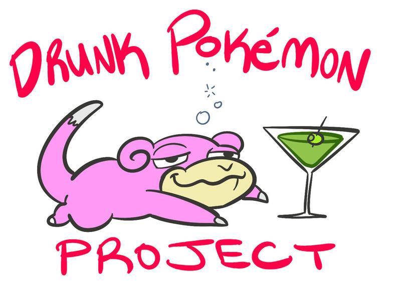 Drunk Pokemon Project 327776181