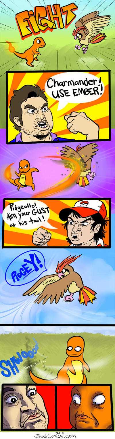Strategy by JHALLpokemon