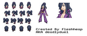 PKMN Trainer Kalista by FleshHeap