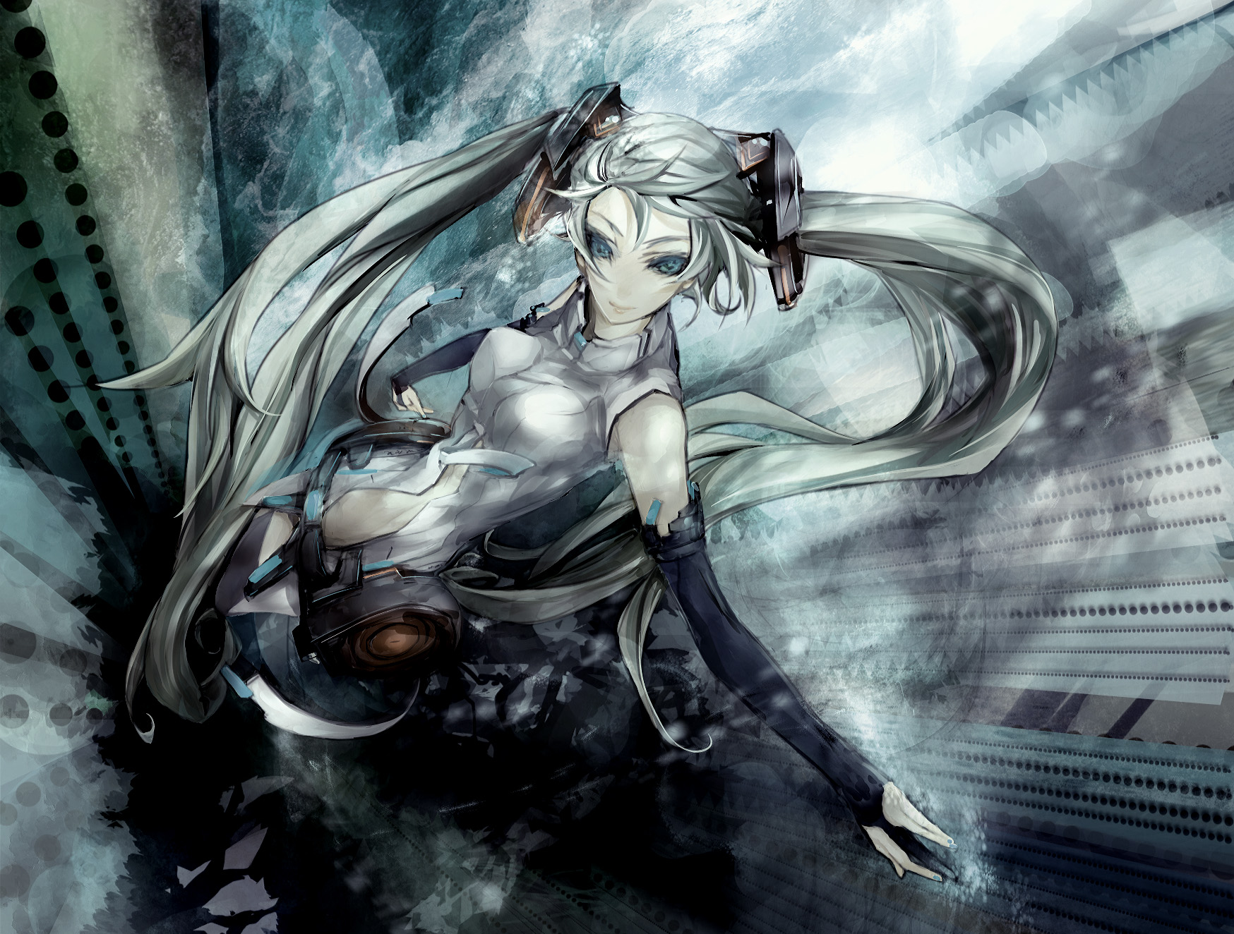 Silver Append by ying99