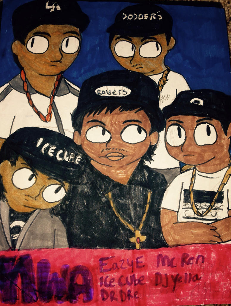 Image Gallery Nwa Cartoon