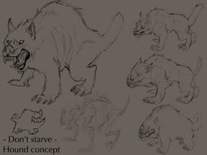 DT concepts - hound structure