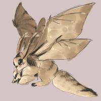 Tumblr request - dragon moth