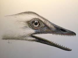 Spinosaurus aegyptiacus by RavePaleoArt on DeviantArt