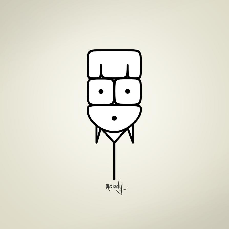 moody (name) by ownzero