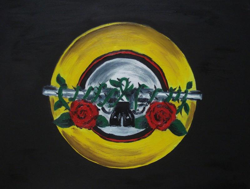 Guns n roses logo by athina13 on deviantart guns n roses logo by athina13 altavistaventures Gallery