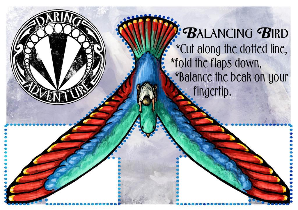 balancing bird template make a balancing bird by marniewalks on deviantart