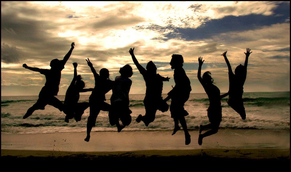 JUMP JUMP JUMP by Neneisme