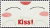 Kiss by jemgirl