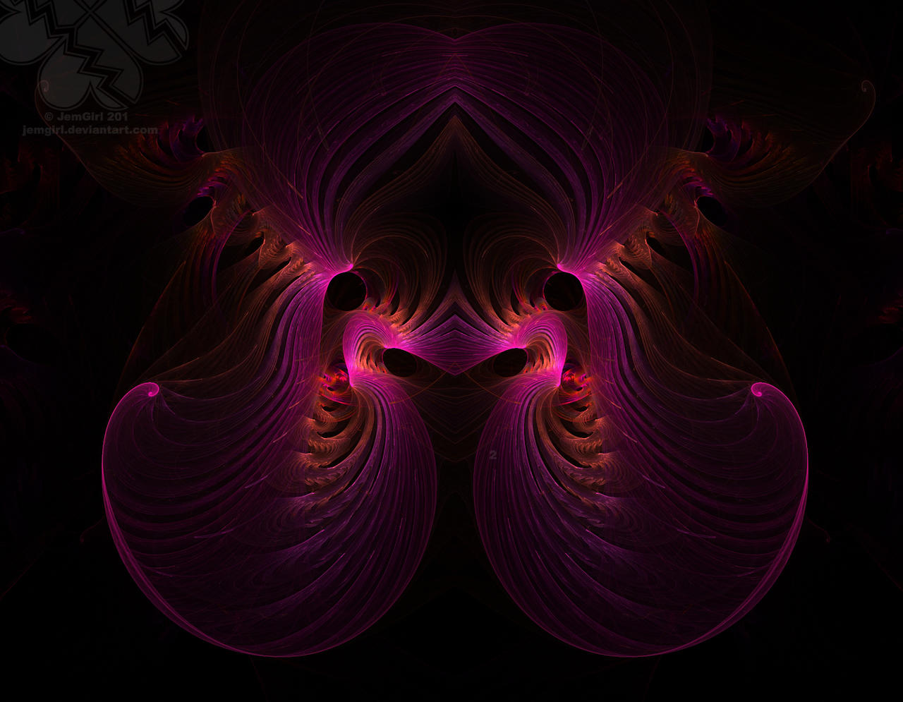 Vampire Squid Glowing In The Dark | www.pixshark.com ...