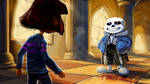 Undertale - You Will Be Judged