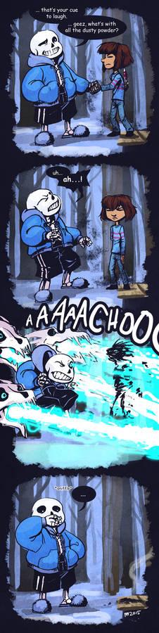 No Mercy Speedrun (Undertale Megaspoiler)