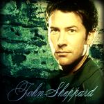 John Sheppard by MysteriaWraith